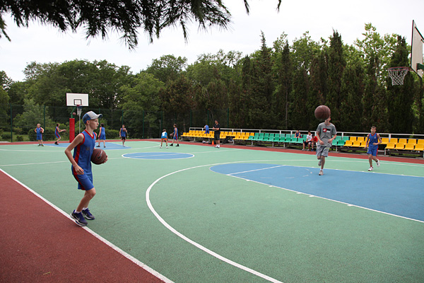Программа Секции Баскетбола